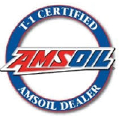 gk synthetics amsoil logo